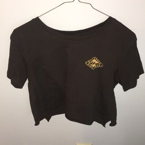 billabong crop top